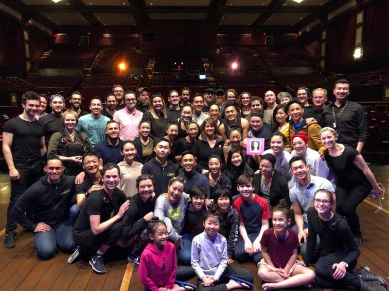 BWW Interview: Getting to Know PEPITA SALIM, the Indonesian Actress in THE KING AND I National US Tour Cast