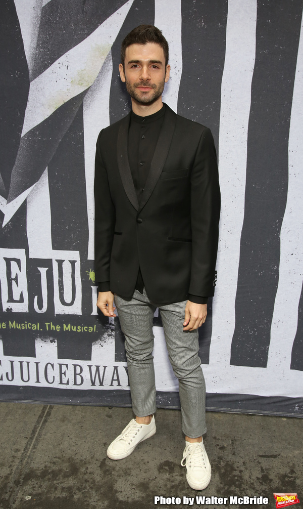 Photo Coverage: BEETLEJUICE Opening Night: Inside the Strange and Unusual Red Carpet!