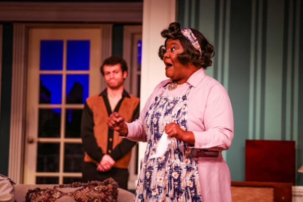 Photo Flash: First Look at LAURA At Tacoma Little Theatre