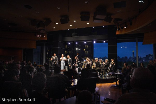 Photo Coverage: Ken Laub's New York, Old Friend Plays Dizzy's Club