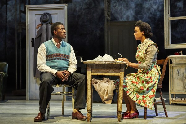 Photo Flash: First Look at the National's SMALL ISLAND