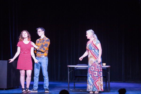 Photo Flash: First Look At Sauk Shorts Opening Tonight