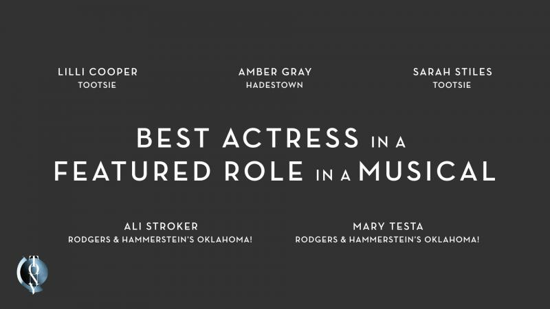 Did You Know... Our Favorite Fun Facts About the 2019 Tony Nominees!