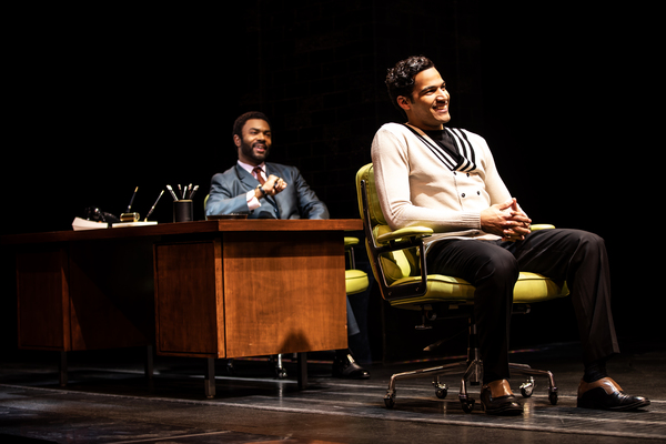 Photo Flash: New Shots of AIN'T TOO PROUD Cast in Action!