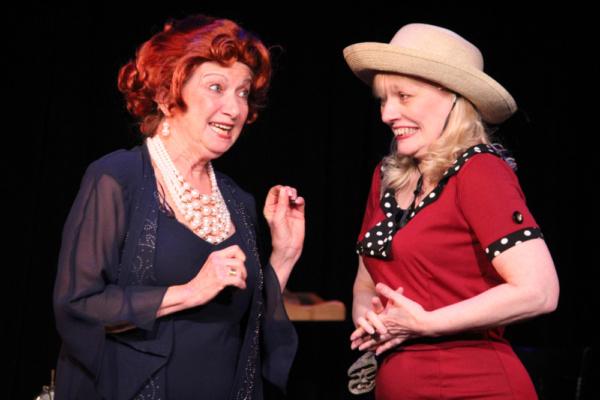 Sue-Ellen Mandell and Brenda Bell