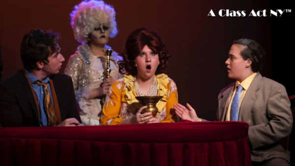 Photo Flash: A Class Act NY's Production Of THE ADDAMS FAMILY