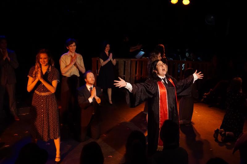 BWW Review: BONNIE & CLYDE at MainLine Theatre