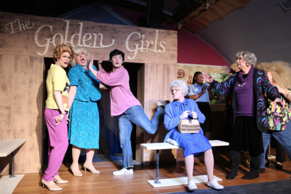 Photo Flash: First Look at Hell In A Handbag's THE GOLDEN GIRLS: The Lost Episodes, Vol. 3