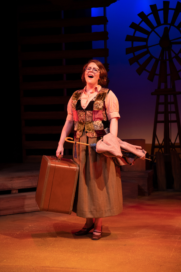 Photo Flash: First Look at 42nd Street Moon's 110 IN THE SHADE