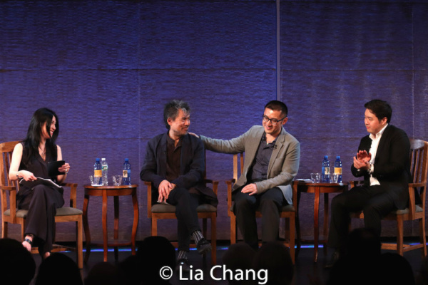 Photo Flash: New-York Historical Society Presents Excerpts Of David Henry Hwang And Huang Ruo's Opera, AN AMERICAN SOLDIER