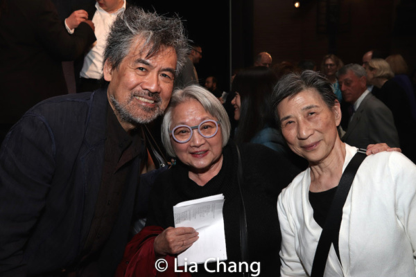 David Henry Hwang, Virginia Wing, Wai Ching Ho