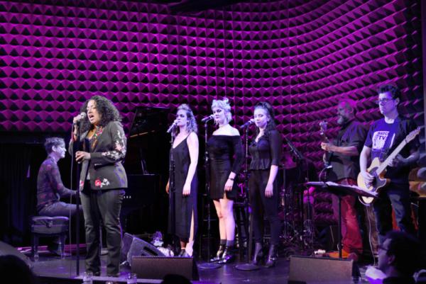 Sophia Ramos, Gianna Masi, Avery Leigh Draut, Michelle Geo