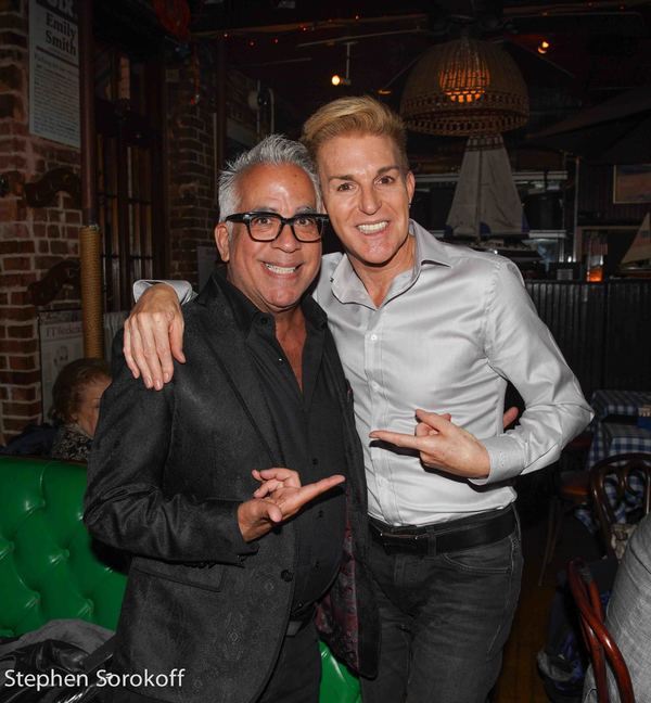 Photo Coverage: Nicolas King Raises The Tide At The Beach Cafe