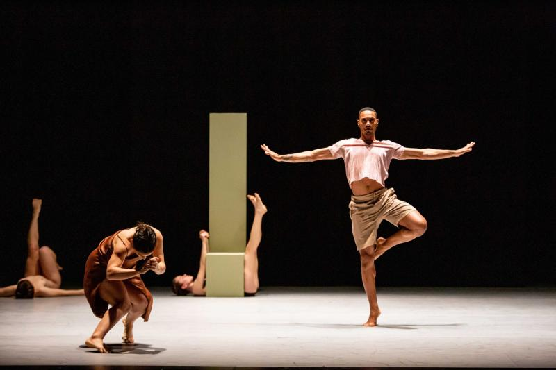 BWW Review: L.A. Dance Festival Delivers Delicious Diversity In Dance at The Luckman Fine Arts Complex