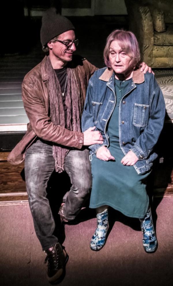 Photo Flash: First Look at COMPLICATIONS FROM A FALL At Santa Paula Theater Center
