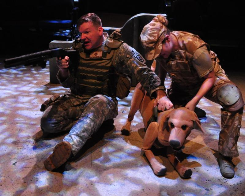 BWW Review: Based on a True Story, BOND Opens at the Unicorn Theatre in Kansas City