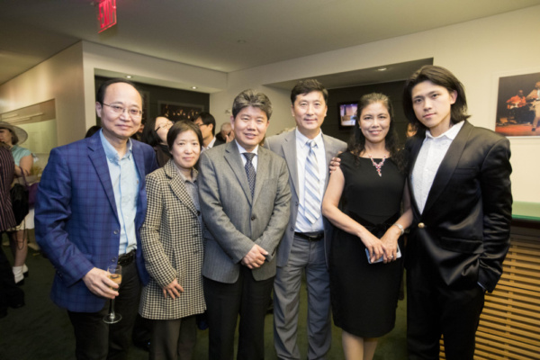 Photo Flash: Cong Bi Shares An Exclusive Performance At Carnegie Hall