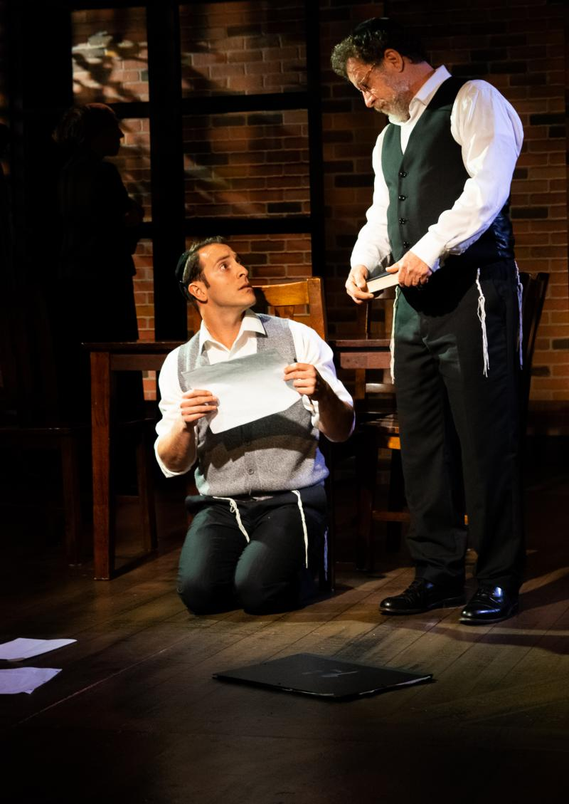 BWW Review: MY NAME IS ASHER LEV at Playhouse On Park