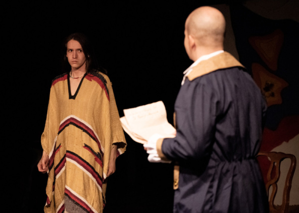 Photo Flash: BOUND Looks At Impact Of The Wall On Native American Land