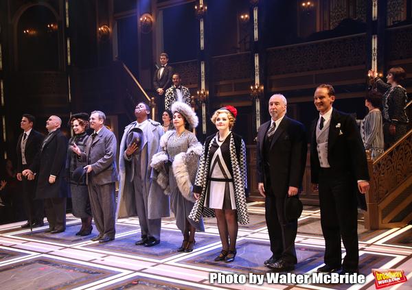 Photo Coverage: GRAND HOTEL Takes Bows at Signature Theatre