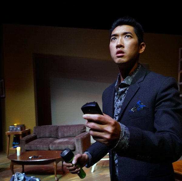 Photo Flash: First Look at Pan Asian Rep's THE BROTHERS PARANORMAL