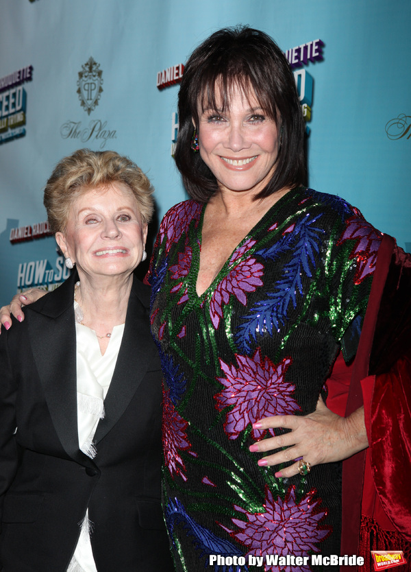 Jo Sullivan Loesser & Michele Lee.attending the Opening Night Performance After Party Photo