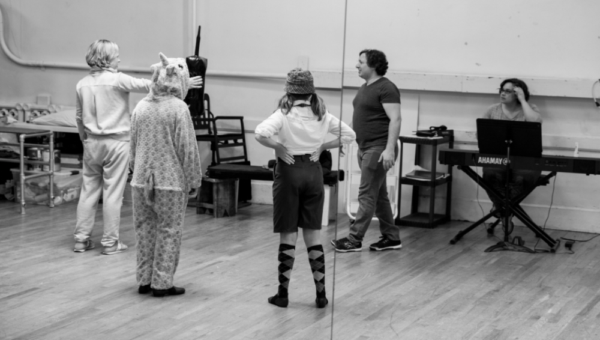 Photo Flash: Broadway Training Center Of Westchester Presents U.S. Premiere Of IMAGINARY