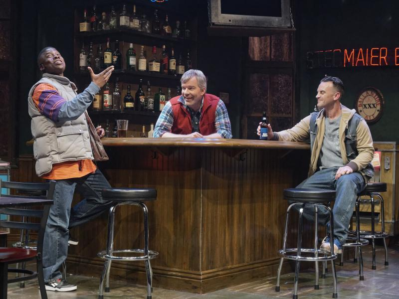 BWW Review: SWEAT at San Diego Repertory Theatre