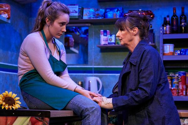 Olivia Rose Smith (Katie) Jenny Bolt (Jo)  Photo