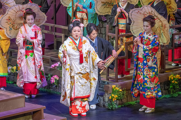 Photo Flash: Opera In The Heights Presents MADAMA BUTTERFLY In A New Japanese And English Adaptation