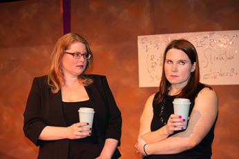 BWW Review: PROOF at Ankeny Community Theatre: Risks Reeps Rewards