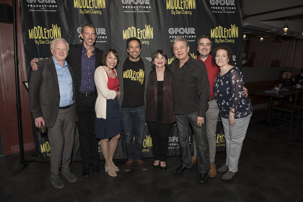 Photos: Celebrating MIDDLETOWN At Buck's County Playhouse