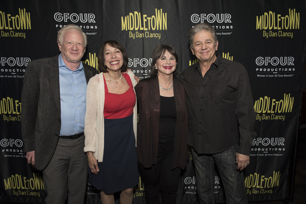 Don Most, Didi Conn, Cindy Williams, Adrian Zmed Photo
