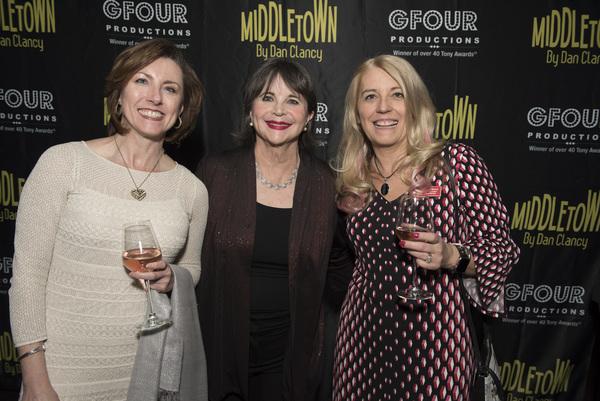 Erin Oliver, Cindy Williams,  Kim Gibbons Photo