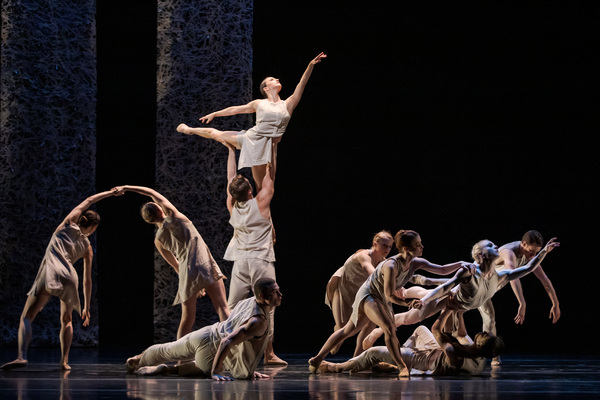 Photo Flash: Smuin Wraps Up 25th Anniversary Season With Stunning DANCE SERIES 02