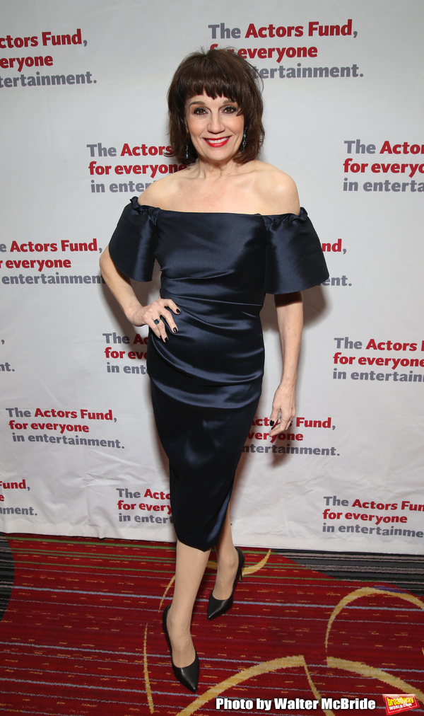 Photos: Harvey Fierstein, Rita Moreno, and More Honored at the 2019 Actors Fund Gala