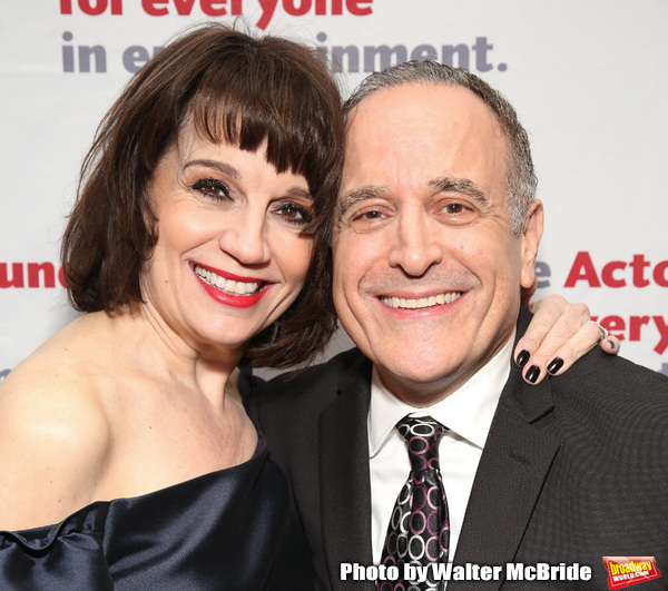 Beth Leavel and Adam Heller Photo