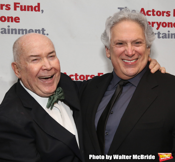 Jack O'Brien and Harvey Fierstein