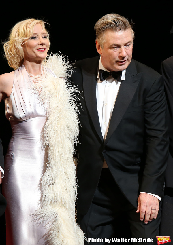 Anne Heche and Alec Baldwin