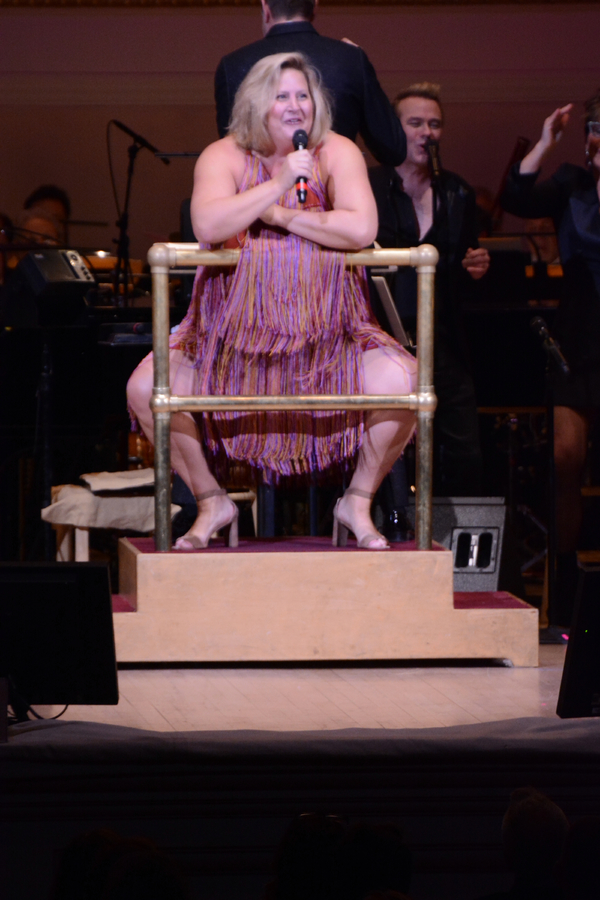 Photo Coverage: Lena Hall, Ingrid Michaelson, and More Appear at The New York Pops 36th Birthday Gala Concert