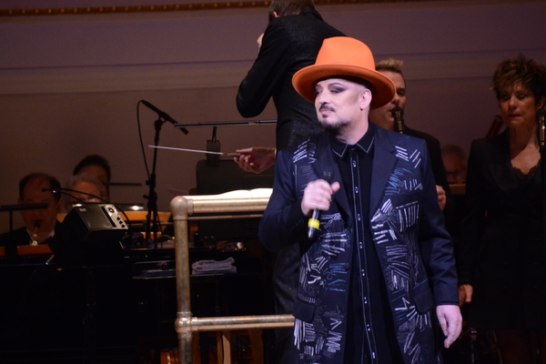 Boy George Photo