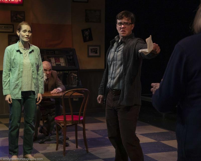 BWW Review: THE BATTLES OF RICHMOND HILL Plays a Serious Drinking Game at HERE