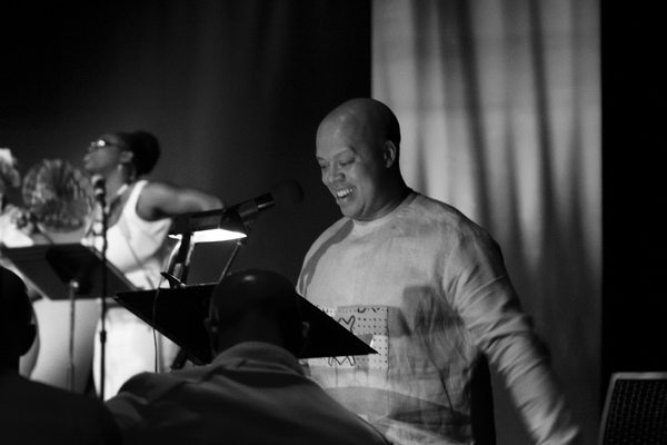 Photo Flash: Tshidi Manye, Quentin Earl Darrington and More in National Black Theatre-Apollo Theater's Concert Reading of WiLDFLOWER