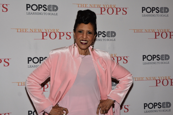 Photo Coverage: Inside the New York Pops 36th Birthday Gala Celebration