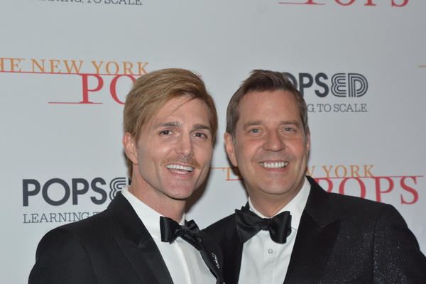 Eric Gabbard and Steven Reineke Photo