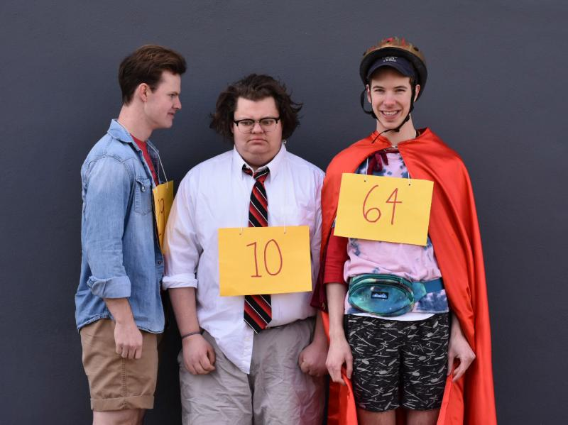 BWW Review: Outrageous Comedy of 25TH ANNUAL PUTNAM COUNTY SPELLING BEE Continues to Delight