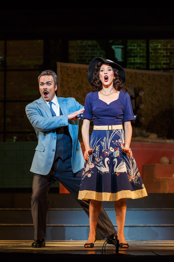 Photo Flash: Inside Dress Rehearsal For Pittsburgh Opera's DON PASQUALE