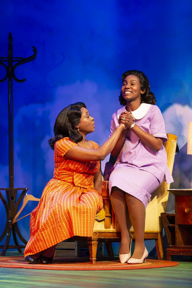 BWW Review: TOO HEAVY FOR YOUR POCKET at GSP-A Riveting Civil Rights Drama Excellently Performed