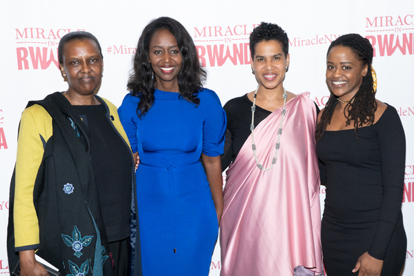 Photo Flash: MIRACLE IN RWANDA Performs At The United Nations