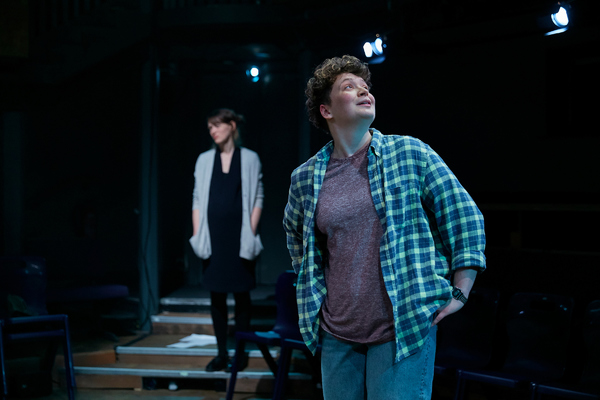 Photo Flash: Inside Orange Tree Theatre's New Play OUT OF WATER